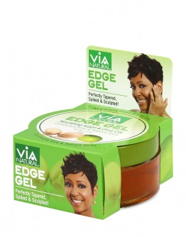 Via Natural EDGE GEL (Nourishing Argan & Olive Oil) (2.25 oz)