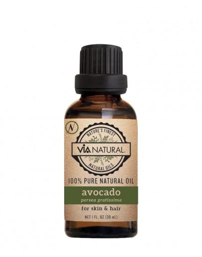 Avocado Oil 100% Pure Natural Oil  (1 oz)