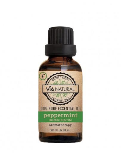 Peppermint Oil 100% Pure Essential Oil (1 oz)