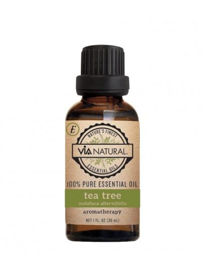 Tea tree Oil 100% Pure Essential Oil  (1 oz)