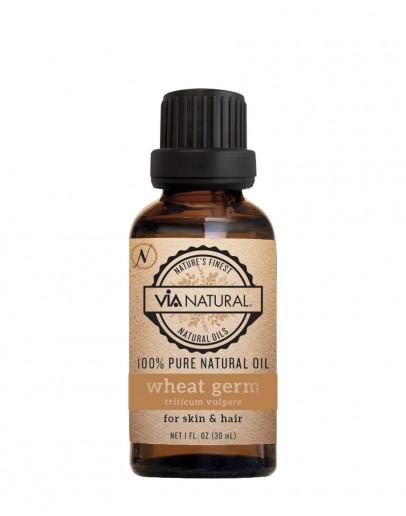 Wheat Germ Oil 100% Pure Natural Oil  (1 oz)